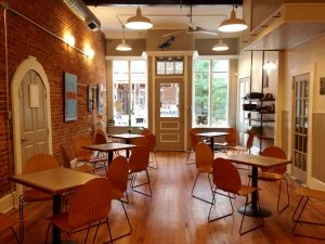 Wunderbar has expanded and has more seating and crepes.