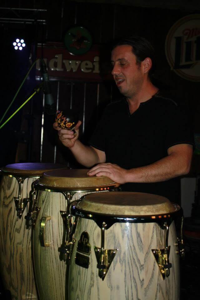 Bryan Fazio Drum, Write, Draw