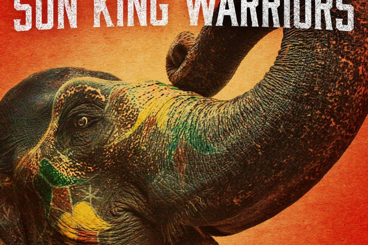Jim Donovan and the Sun King Warriors