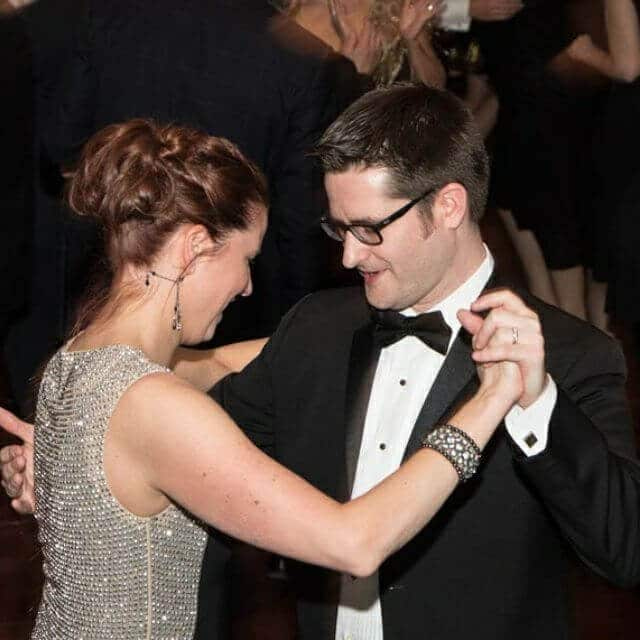 Matthew Stehle, Ballroom Dancing Instructor