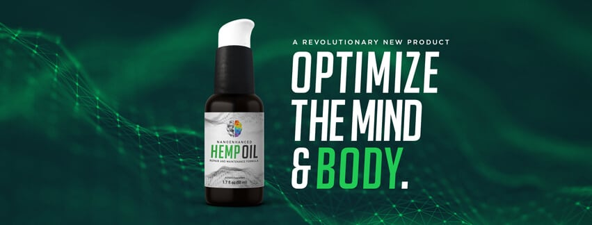 Harmony Health Prime My Body Hemp CBD Oil