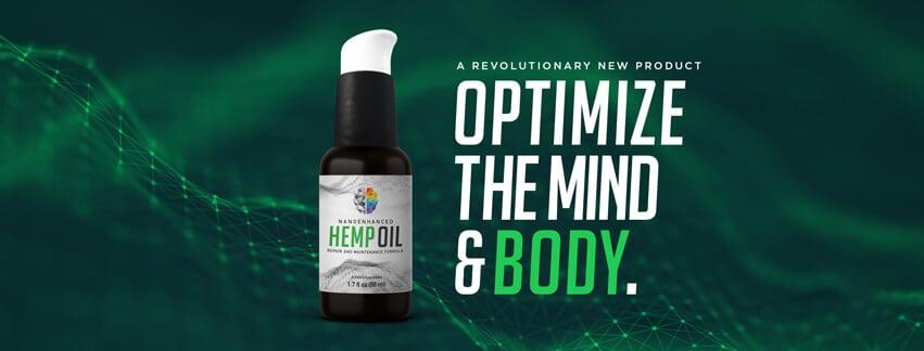 Harmony Health Prime My Body Hemp CBD Oil