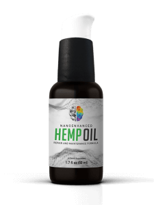 Harmony Health Hemp CBD Oil, Prime My Body