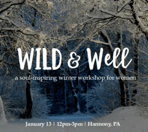 Jenni Hulburt Wild and Well