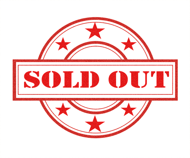 This event is sold out!