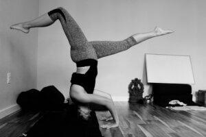 Yoga Instructor Domenique Roach