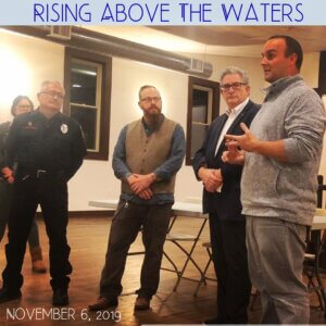 Rising Above the Water, Flood Benefit Awards Presentation to The Harmony Fire District