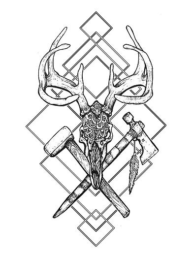 Forged in Kol Logo