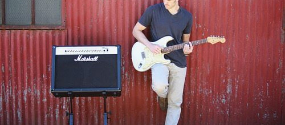 Evan Gibb plays The Center of Harmony